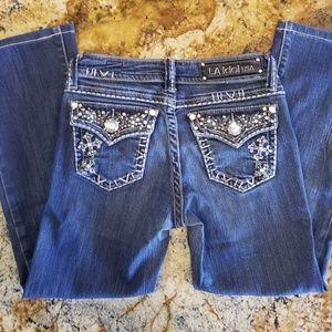 SZ 1 L.A. Idol USA Jeans